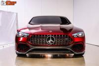Mercedes-AMG四門跑車GT4 強勢登日內瓦車展