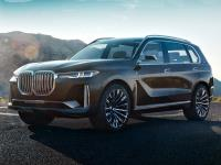 BMW X7雪地測試偽裝車流出