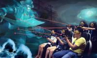 馬六甲傳奇世界 7D互動體驗驚險刺激