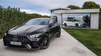 Mercedes AMG GT家族首款轎跑現身 GT53、GT63 4-Door同步亮相