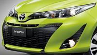小改款Toyota Yaris登場 7氣囊+多主動安全