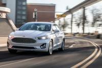 主動安全列標配 2019 Ford Fusion小改