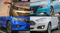國產入門房車 Toyota ViosXLuxgen S3XFord EscortXHonda City大解析