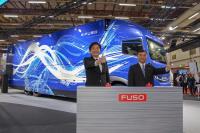 FUSO進駐首次商車博覽會 「E-Fuso Vision One」全台首演