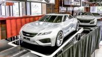 Saab概念重生 華梵大學工業設計系99 Combi Coupe Concept創意現身