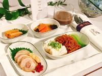台北米其林餐廳操刀機上餐 空中體驗星級美味