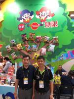 2018國際食品展登場 乖乖公司發揮創意行銷台灣