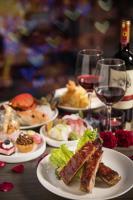 凱達飯店推情人節餐飲住宿優惠