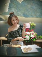 何依霈打造MURA36餐廳 引進日本三陸海岸風味餐飲