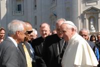 唐獎得主拉馬納森 促成天主教教宗關心氣候變遷