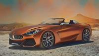 BMW新一代Z4實車照曝光 八月圓石灘車展亮相