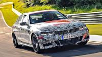 大改款BMW G20 3-Series現蹤綠色地獄