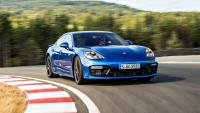 Porsche Panamera Turbo S E-Hybrid 狂破六座賽道紀錄