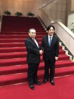 與賴揆座談  商總:很滿意但憂兩岸關係發展
