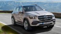 48v 微油電 Mercedes-Benz GLE 全新改款發表
