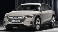 Audi e-tron 全新電動休旅正式發表