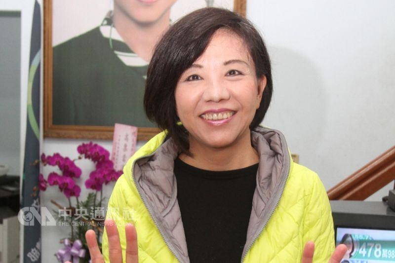 民進黨立委葉宜津在台南市長黨內初選時,主張廢除注音符號,在初選結果公布後,臉書湧入網友以注音留言洗版。(中央社檔案照片)