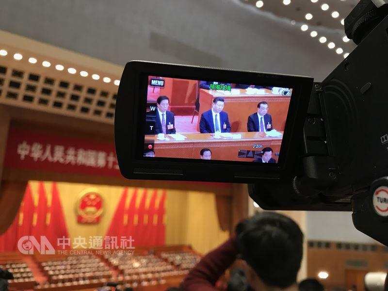 黨政人士12日表示,一旦中國朝旗幟鮮明往極權方向走去,會讓台灣人覺得「此去絕無活路」,極權印象會把台灣社會推得更遠。(中央社檔案照片)