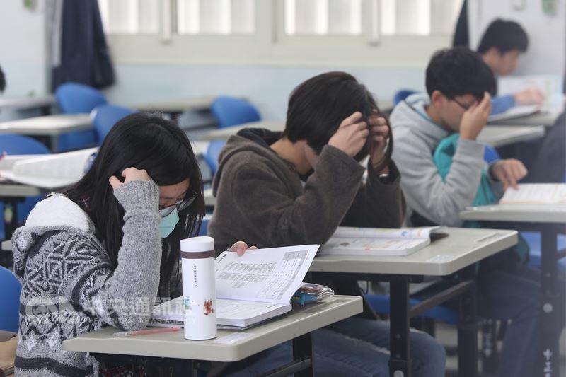 107學年大學繁星推薦第1類至第7類學群14日公告錄取結果。(中央社檔案照片)