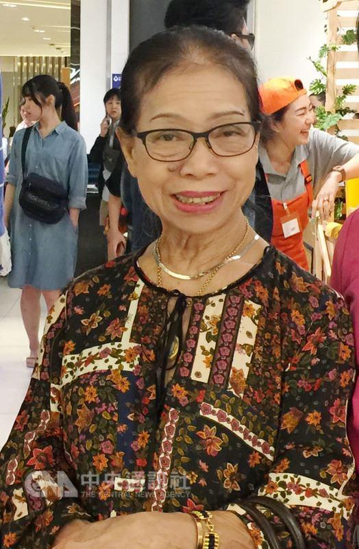 台北米其林指南14日公布,20家餐廳摘星,曼谷米其林一星主廚痣姐((Jay Fai)也想要來台享用美食。中央社記者劉得倉曼谷攝 107年3月14日