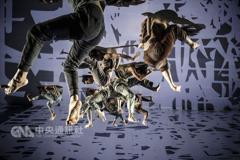 來自台灣的雲門舞集,3月16至18日連續3天,將在美西加州首演最新作品「關於島嶼」。(駐洛杉磯台灣書院提供)中央社記者曹宇帆洛杉磯傳真107年3月14日