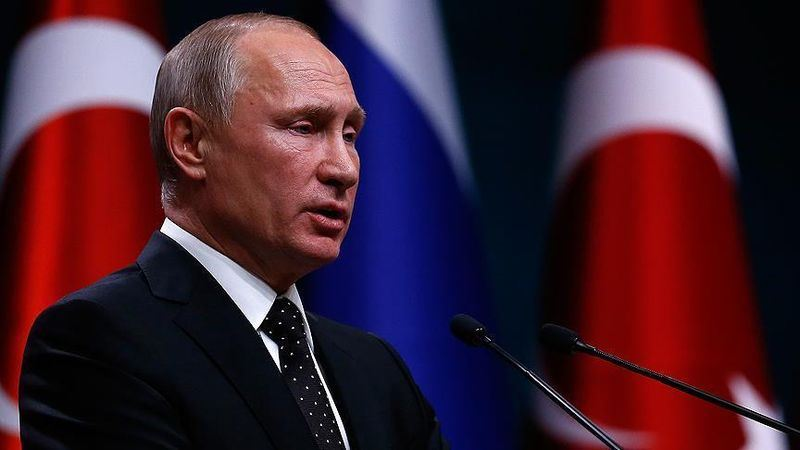 俄羅斯總統蒲亭出身蘇聯特務組織,65歲的蒲亭不言退,要繼續留在名利場,當個「現代沙皇」。(檔案照片/安納杜魯新聞社提供)