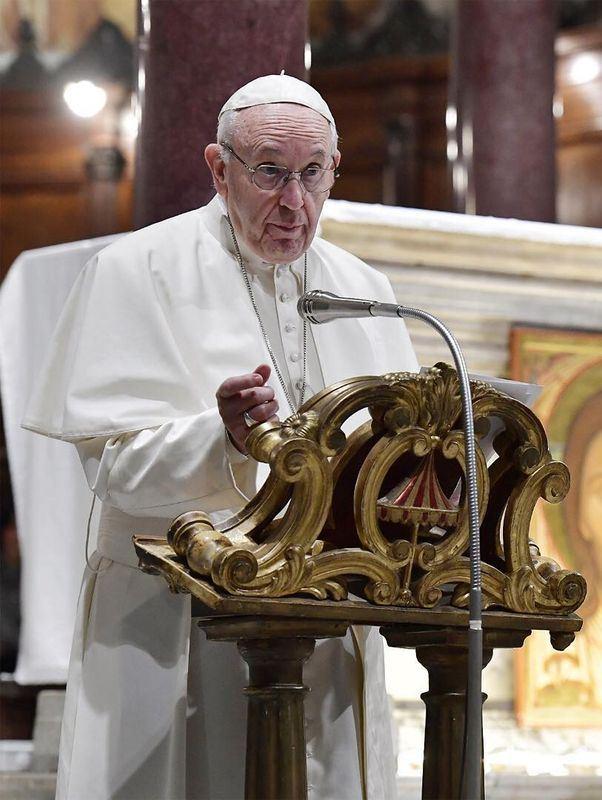 梵蒂岡與中國之間的主教任命爭議,在纏鬥數十年後可能達成歷史性突破。圖為教宗方濟各。(圖取自方濟各IGwww.instagram.com/franciscus)