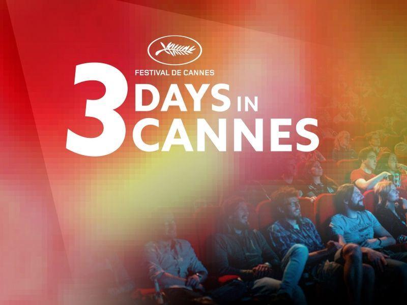 法國坎城影展今年首度推出「坎城3天」通行證,持證者可在3天內觀賞電影,不過想申請得先符合條件。(圖取自坎城影展官網www.festival-cannes.com)