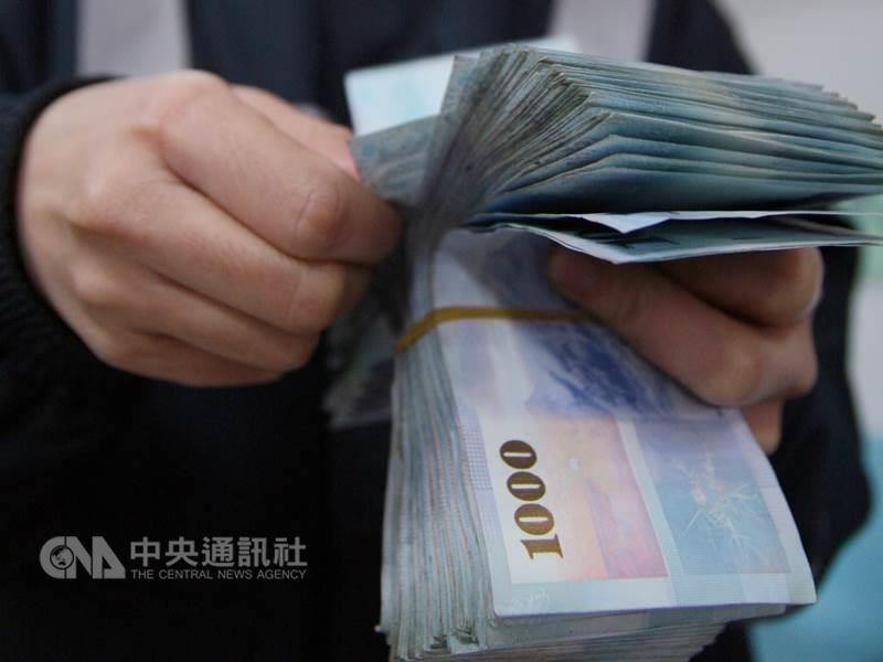國際貨幣基金(IMF)17日公布世界經濟展望春季報告,預估今、明兩年台灣的經濟成長率估值分別為1.9%及2.0%。(中央社檔案照片)