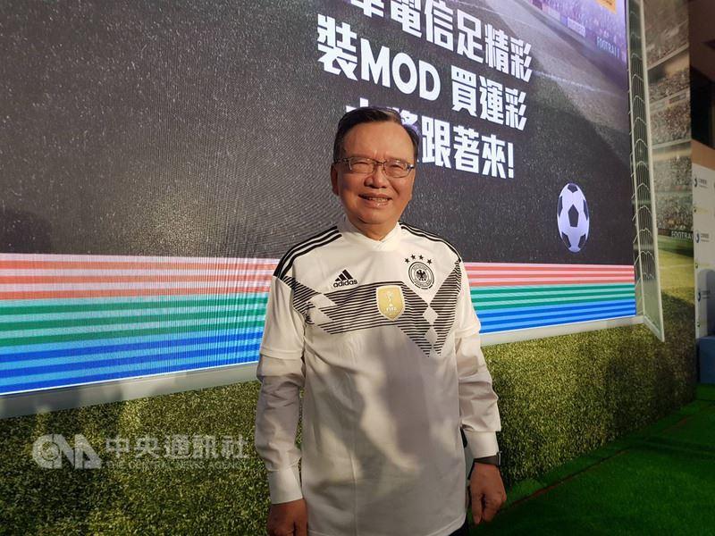 中華電信17日起推動數位匯流方案,多數方案辦寬頻上網就送MOD,加碼行銷力道。圖為中華電信董事長鄭優。(中央社檔案照片)