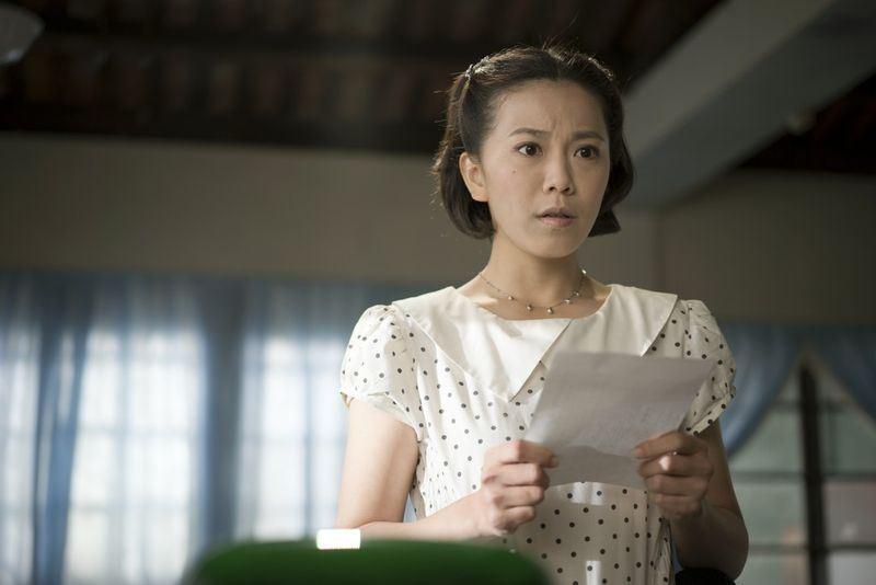大愛電視台新戲「智子之心」是演員廖苡喬(圖)首次擔綱女主角演出,新戲播出2集後停播,導演樓一安直呼「很可惜」。(大愛電視台提供)
