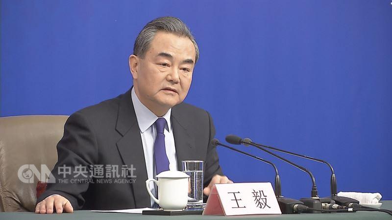 中國外交部長王毅16日說,朝鮮半島當前的緩和局面來之不易,其他各方「尤其是美方」都應珍惜目前出現的和平機遇。(中央社檔案照片)