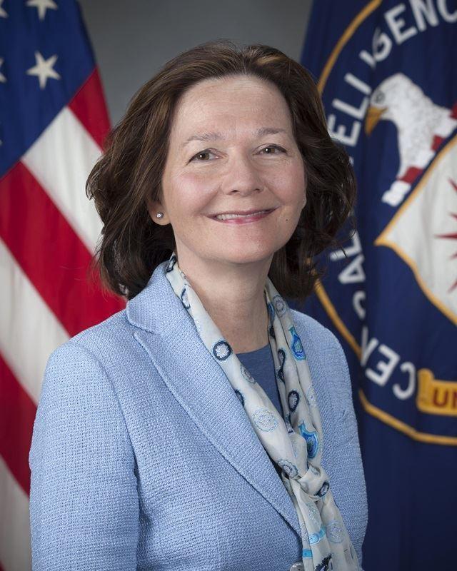 美國中央情報局資深情報官哈斯佩爾21日宣誓就任中情局首位女局長。(圖取自維基共享資源網頁,版權屬公眾領域)
