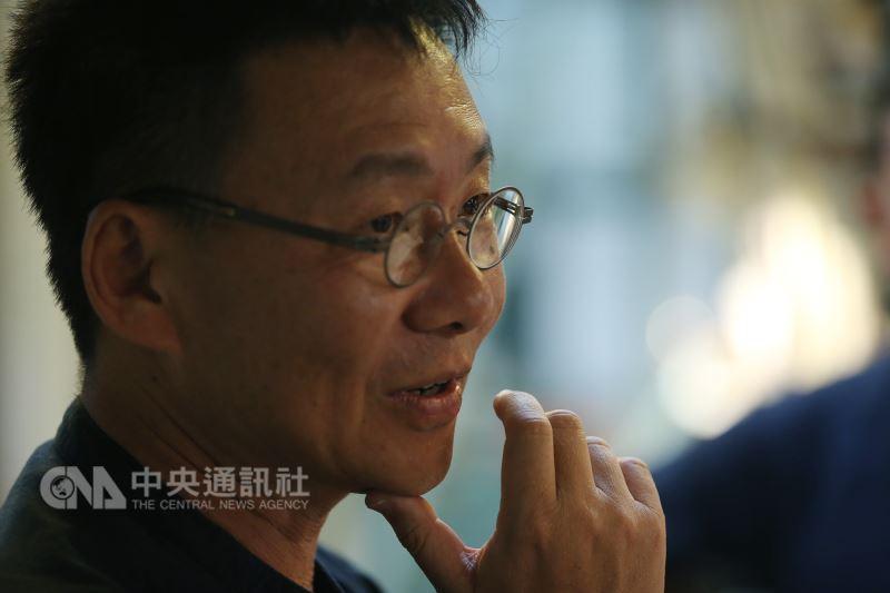 黃聲遠(檔案照片,中央社記者徐肇昌攝影)