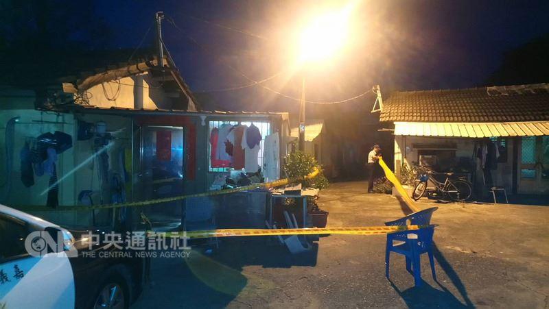 嘉義縣大林鎮12日發生疑似夫妻互砍、1死1重傷命案。(中央社檔案照片)