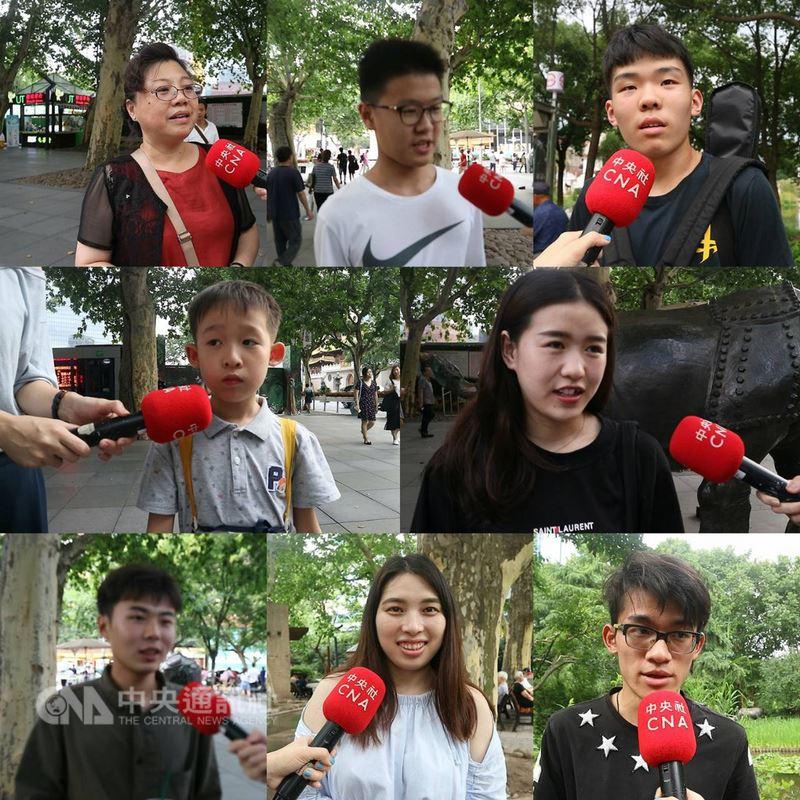 10年前的今天,陸客赴台旅遊首發團前往台灣,包含北京、上海等城市,人數共計約700。歷經10年交流,一提到台灣,上海民眾印象最深的是人很有禮貌、很溫柔、挺好的。中央社記者陳家倫上海攝 107年7月4日