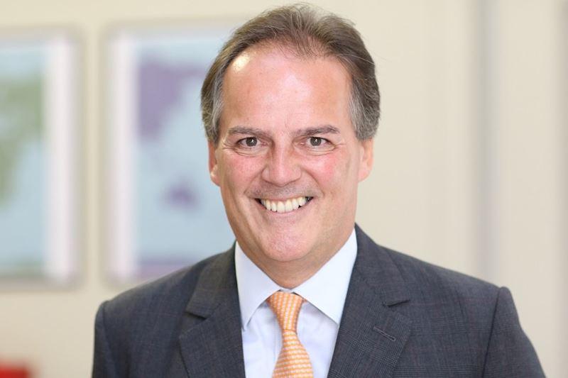 針對中國施壓多家國際航空公司更改台灣名稱,英國外交部副部長費爾德表示,英國外交部已就此事向中國政府表達關切。(圖取自英國外交部推特twitter.com/foreignoffice)