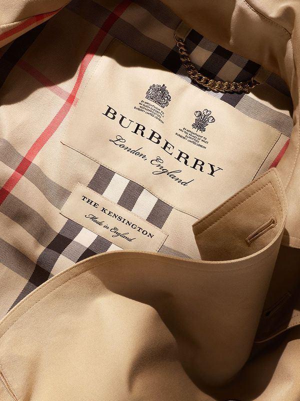 英國時尚精品Burberry上年度摧毀價值超過新台幣11億元的庫存品。(圖取自Burberry網頁www.burberryplc.com)