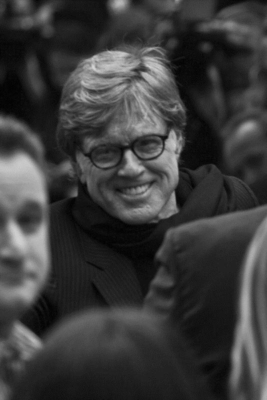 美國老牌影星勞勃瑞福在81歲高齡宣布息影。(圖取自維基共享資源;作者JoshJensen,CCBY-SA2.0)