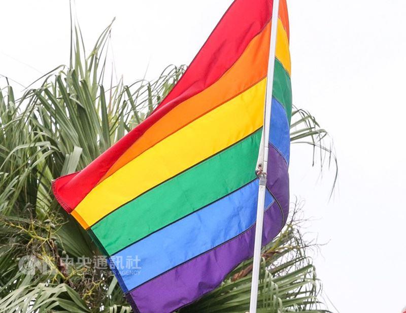 同性婚姻到底是要訂專法或直接適用民法引起爭議,反同及挺同團體紛紛提出全國性公民投票案。(中央社檔案照片)
