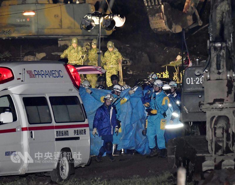 北海道6日凌晨發生規模6.7、最大震度7級強震,已知18人死亡。(共同社提供)