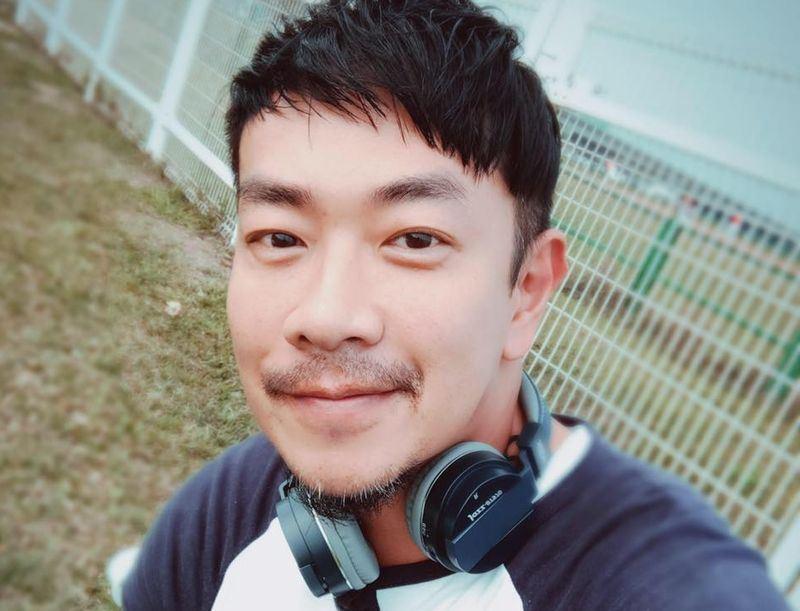 本土劇演員江俊翰10日清晨被警方搜出安非他命針筒,全案依毒品罪嫌移送法辦。(圖取自江俊翰臉書www.facebook.com/iamricky1219.2)