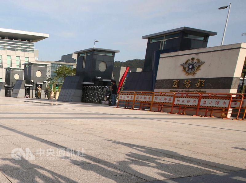 由國安會主導的政軍兵推8日起連續舉行4天,總統將依慣例進入圓山指揮所。(中央社檔案照片)