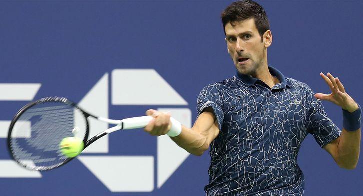 塞爾維亞名將喬科維奇9日在美網男單決賽封王,生涯第14座大滿貫冠軍入手。(圖取自美網官網 www.usopen.org)