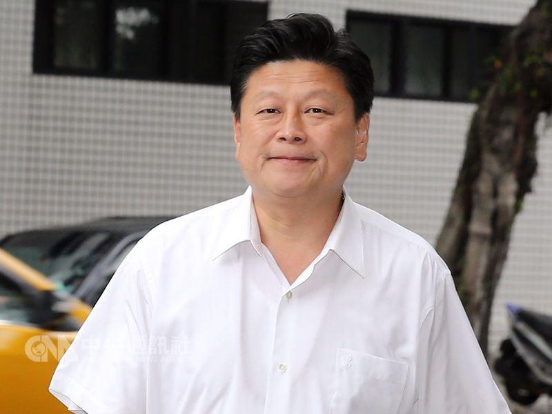 花蓮縣長傅崐萁被控涉及炒作合機股票案,更二審判刑8月確定。(中央社檔案照片)