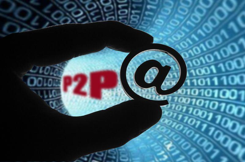 2013年開始,中國P2P以每天1到2家的速度飛速成長,但近數月以來如骨牌效應般出現倒閉潮。(檔案照片/中新社提供)
