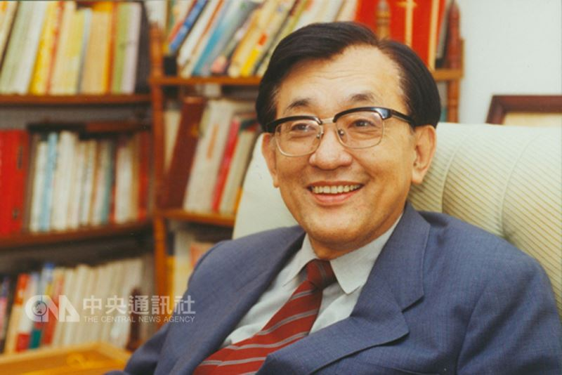 國立清華大學前校長、知名物理學家沈君山12日上午病逝,享壽87歲。清華大學將擇期為沈君山辦理追思會。(清大提供)中央社記者管瑞平傳真 107年9月12日