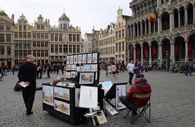 大廣場是布魯塞爾最具指標性的景點。