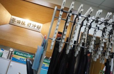藝田沖印店走過傳統底片、數位相機到手機拍攝的時代,迄今屹立不搖20年。