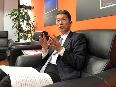 教育部國際及兩岸教育司司長畢祖安(圖)表示,台灣目前大專學生僅有約5%有海外經驗,希望能在三年內達到10%。